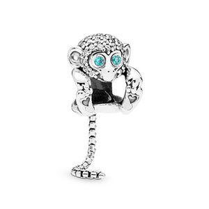 Pandora Pavé Monkey Charm 798054CZ